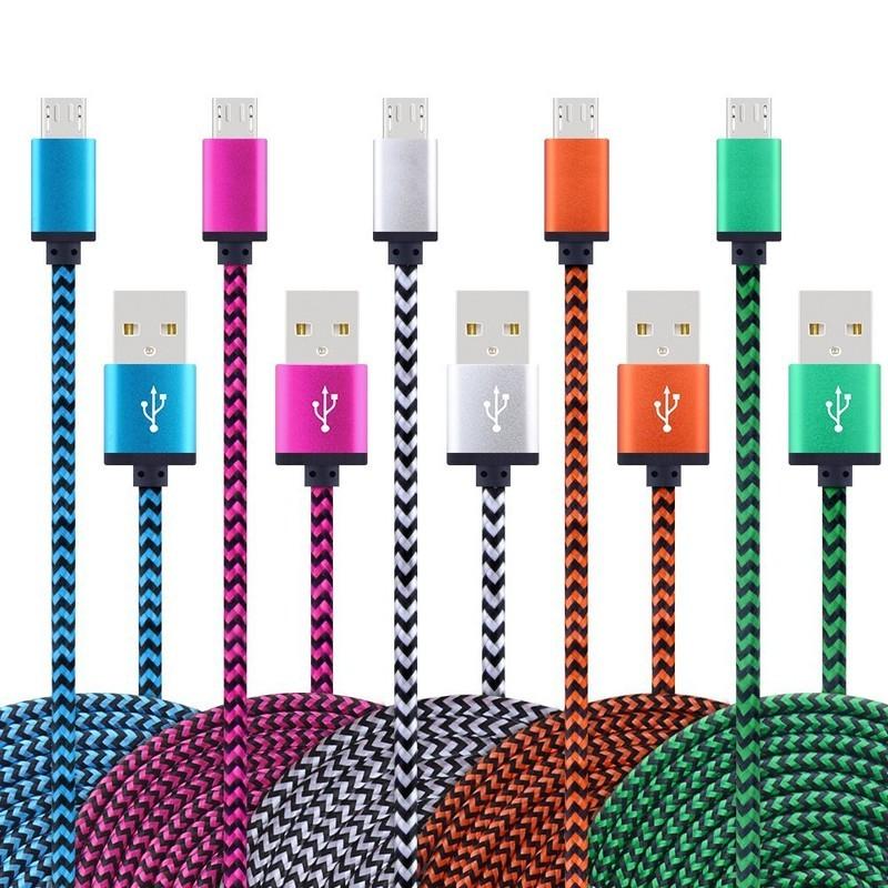 Лучшие кабели micro-USB для зарядки телефона и подключения к компьютеру