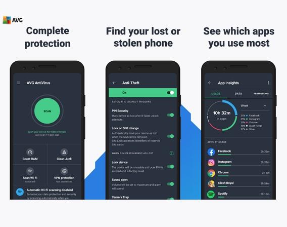 10 лучших бесплатных антивирусов для Android