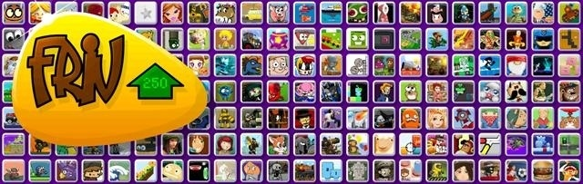 250 лучших флеш игр на Friv и MiniClip