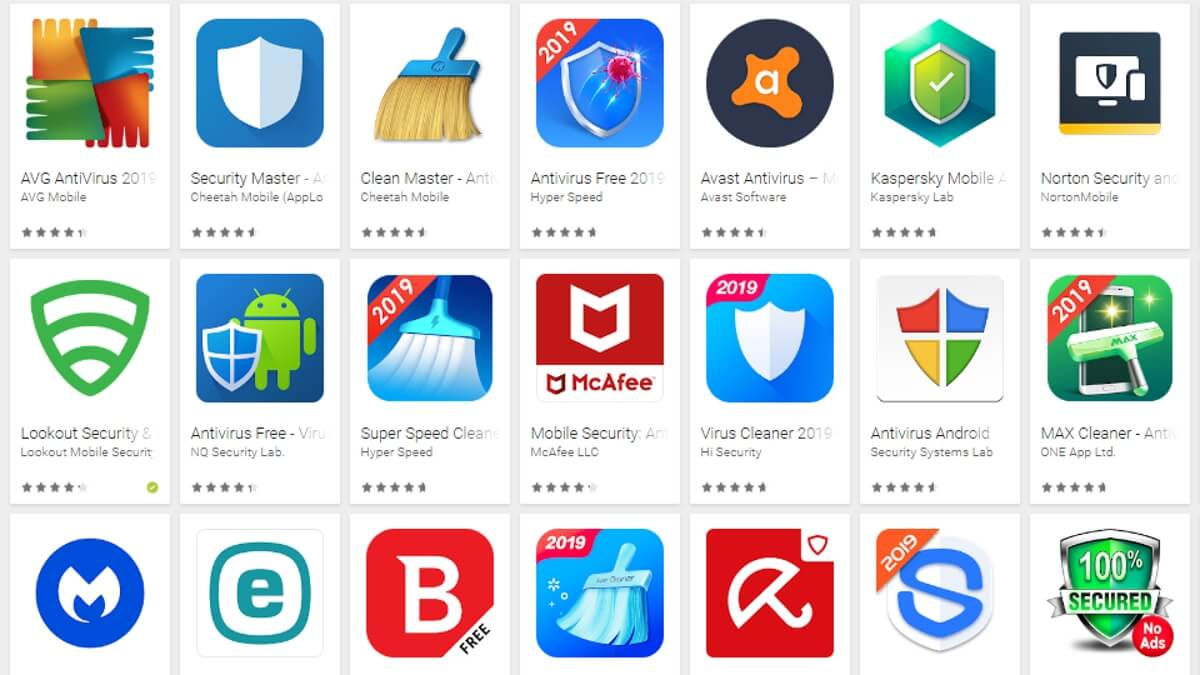 Скачать приложение антивирус на андроид бесплатно на русском