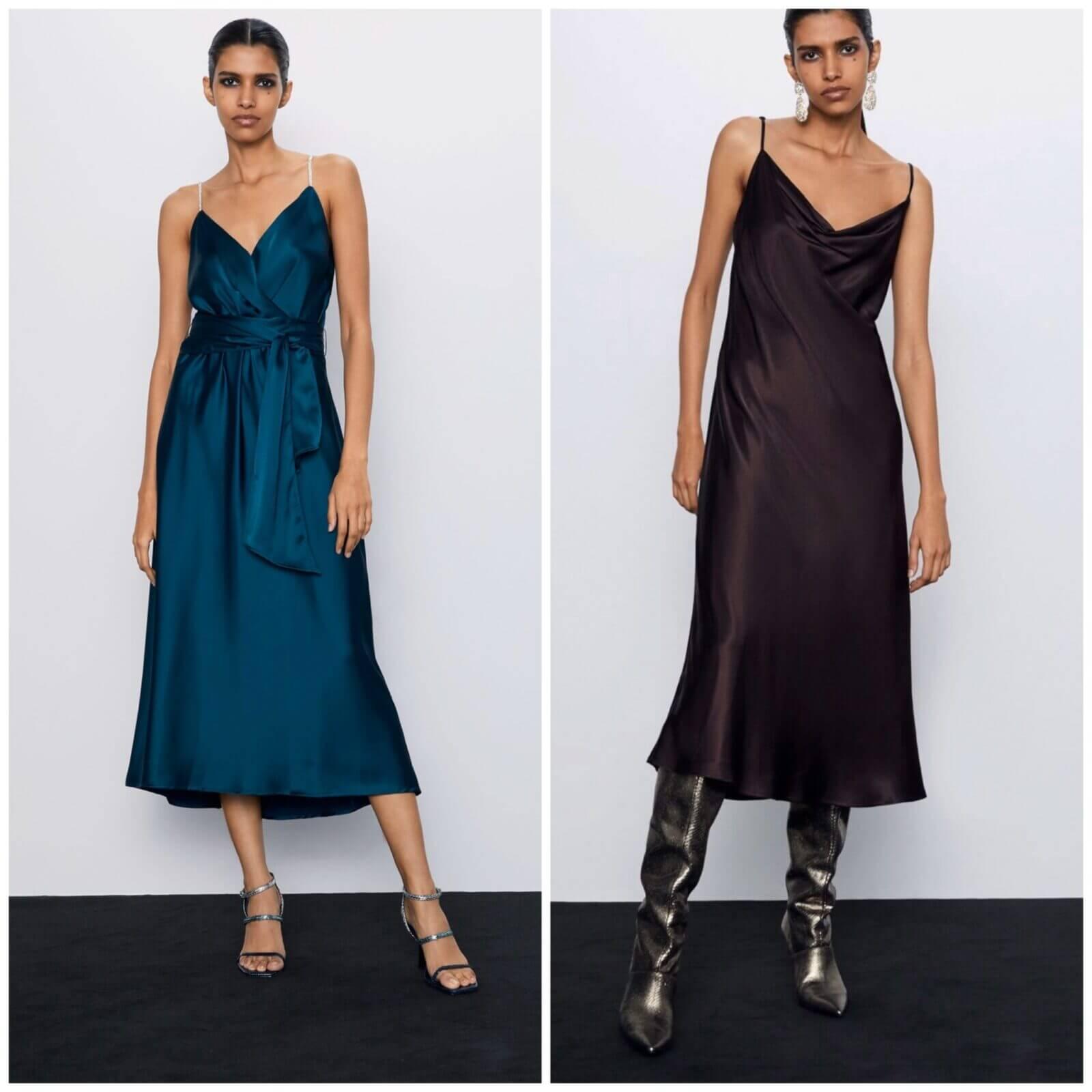 Платья от Zara