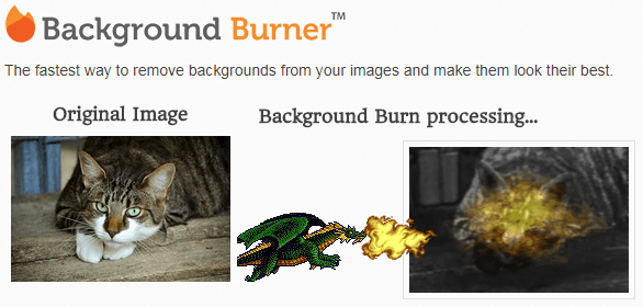 background-burner-processing