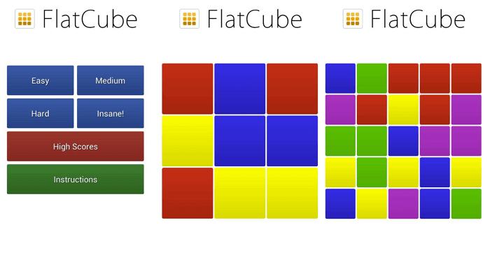 flat-cube