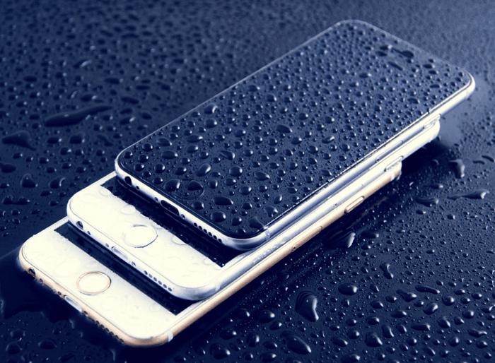 kapli-vody-na-iphone
