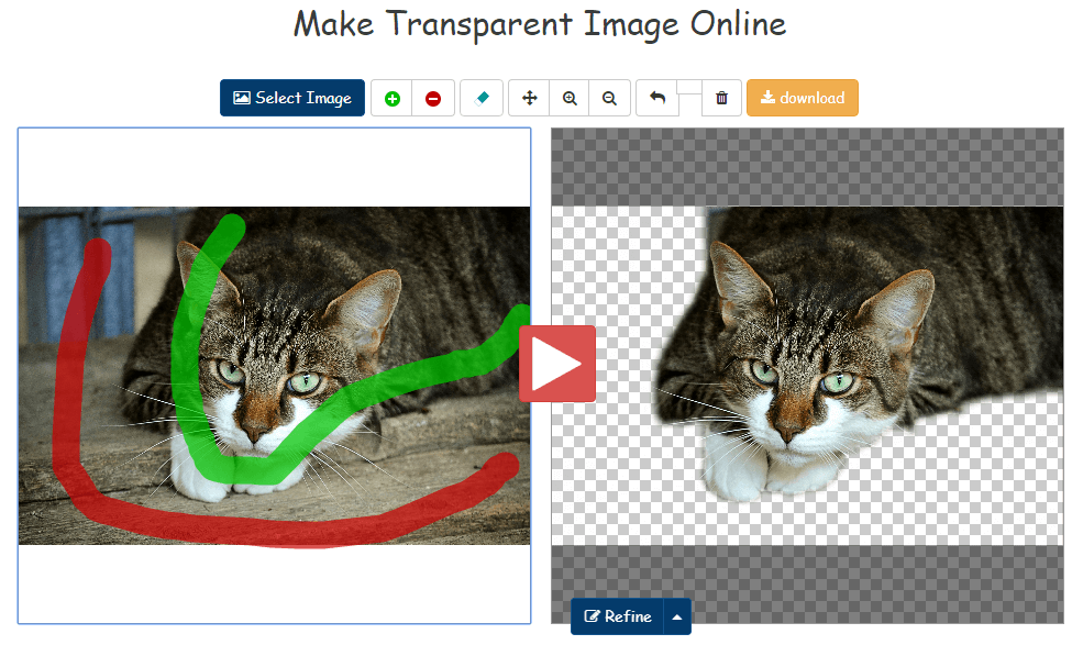 make-image-transparent