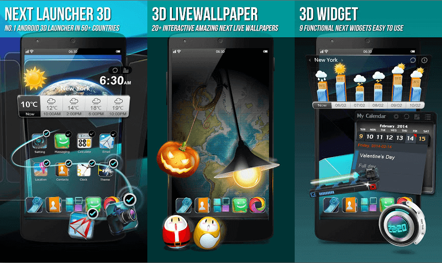 next-launcher-3d-shell