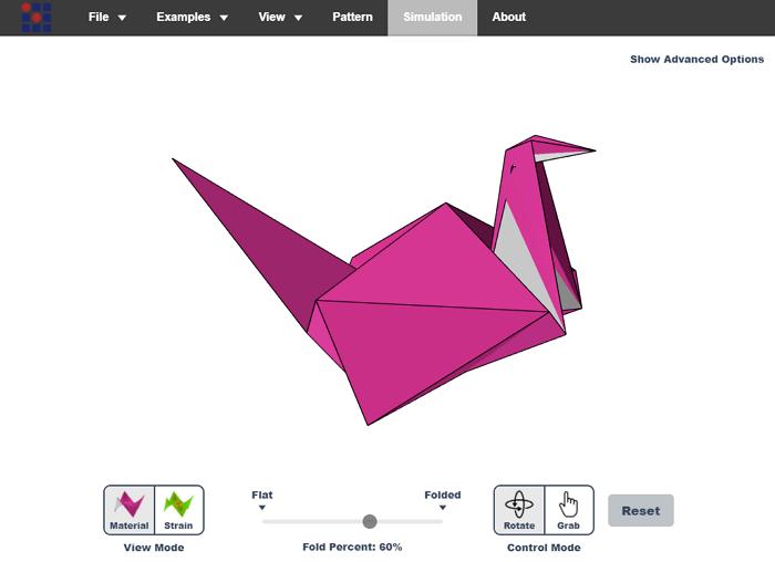 origami-simulator