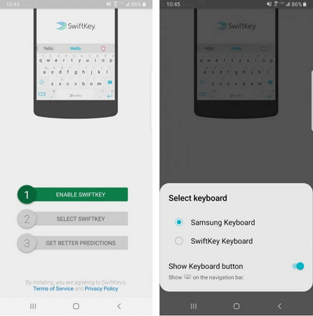 select-keyboard-swiftkey