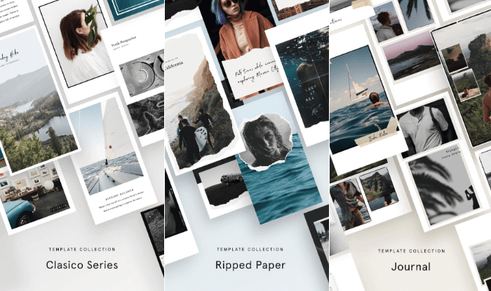 unfold-instagram-templates