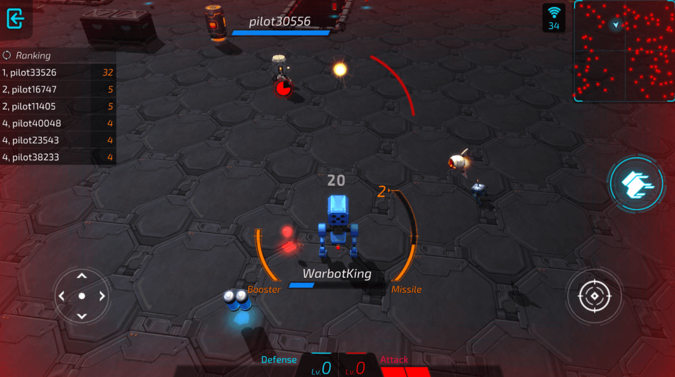 warbot-io